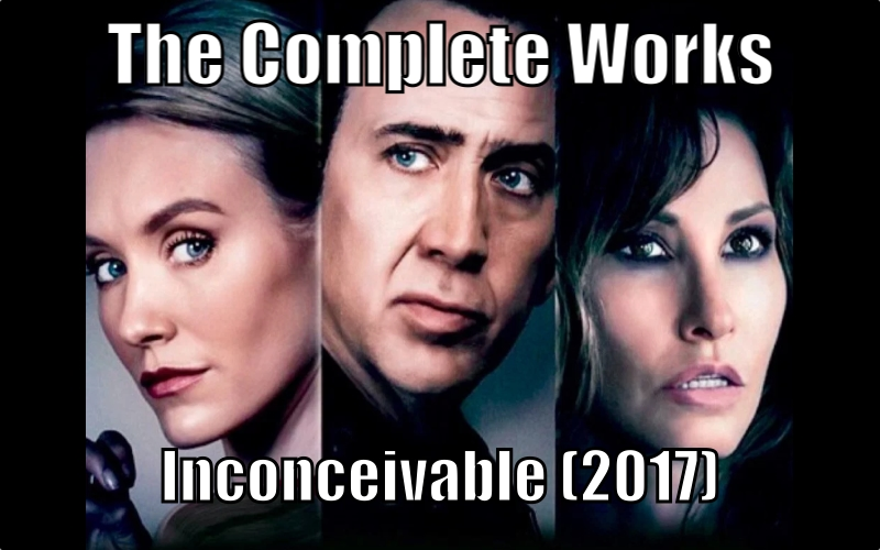 The Complete Works - EP80 - Inconceivable